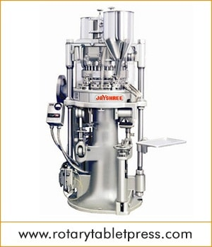 Double Rotary Tablet Press exporter in Delhi, Gujarat, India