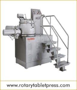 Rapid Mixer Granulator exporter, supplier india