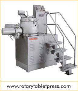 Rapid Mixer Granulator in India, manufacturer, supplier