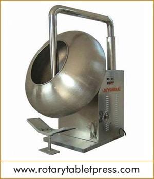 Tablet Coating Machine manufacturer, supplier