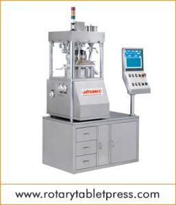 Tablet Press Machine in India, manufacturer, supplier, exporter